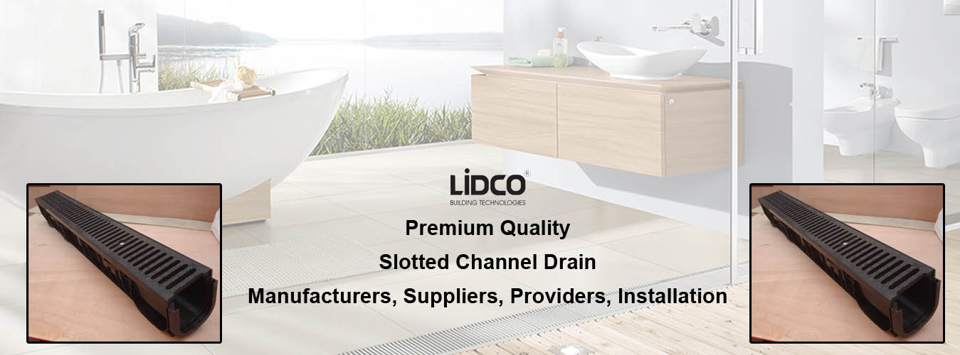Slotted Channel Drain